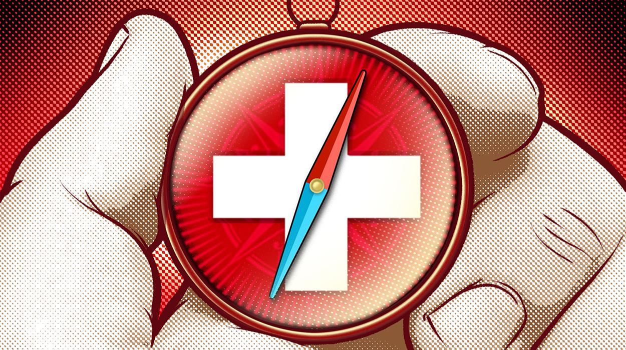 Die Schweiz im Visier
