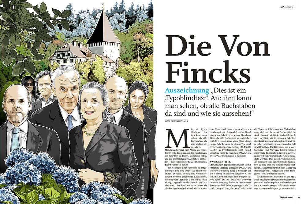 Von Finck