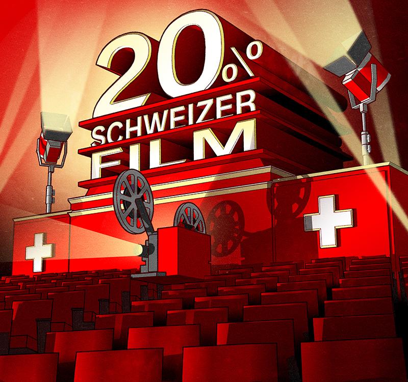 20% Schweizer Film
