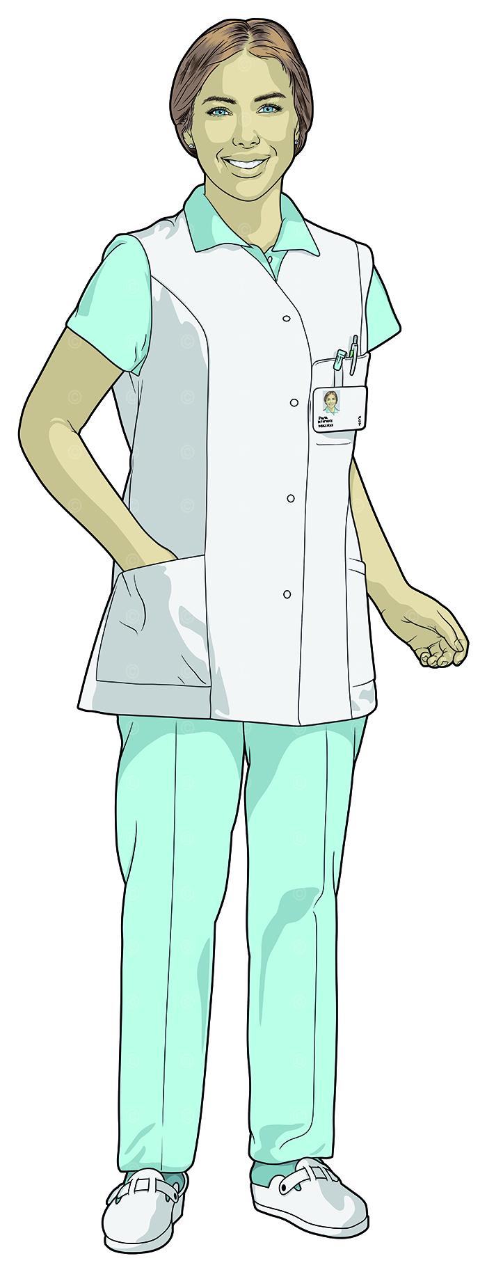 Pflegerin